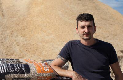 Produktionsleiter Armin Högenauer
